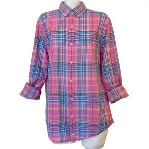 Vineyard Vines Slim Fit Murray Shirt Pink Size M